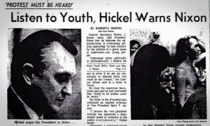 Hickel listen to youth