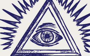 Things You'd Probably See At An Illuminati Meeting