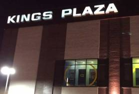 kings plaza sign