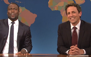 SNL Explains Voting Rights Act Gaffe