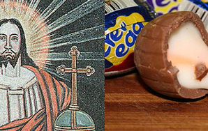The Cadbury Creme Egg Vs. Jesus Christ: Who Owns Easter?