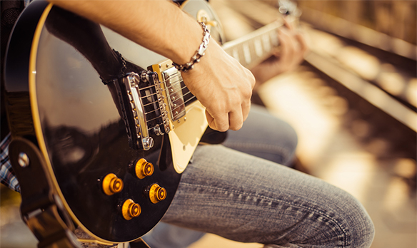 How To Get A Musician Boyfriend