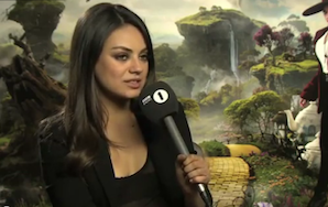 Nervous Reporter Has The Best Chat With Mila Kunis And Other Cool Interview Stories