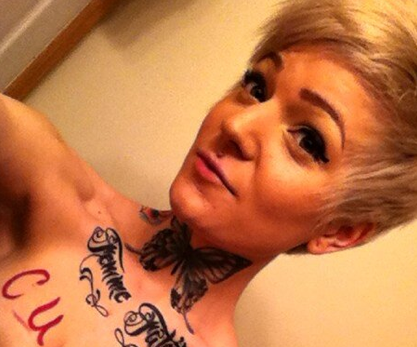 An Interview With The Woman Who Ate Her Own Feces To Impress Hunter Moore