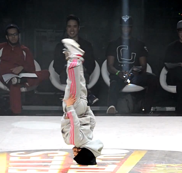 Incredible 6-Year-Old Girl KILLS It In Breakdancing Competition