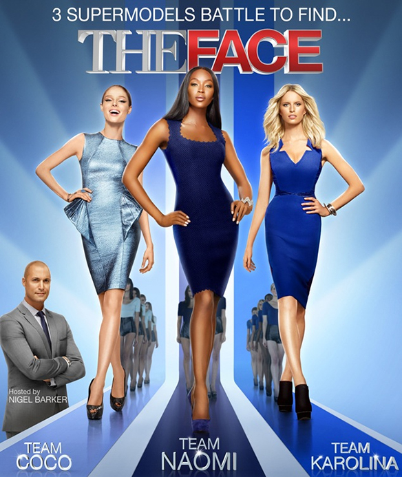 The Face: Biggest, Baddest Model Moments