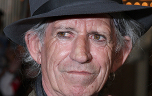Keith Richards And I Are Twins