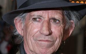 Keith Richards And I AreTwins