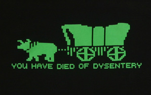 I Was Lying About Oregon Trail AllAlong