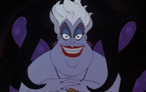 Ursula Is The Best DisneyPrincess