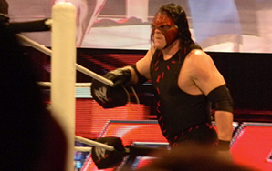 I SURVIVED MY FIRST WWEMATCH