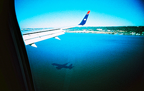 This Is What It's Like To Fly Though Turbulence With A Mild Anxiety Disorder