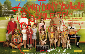 Critiquing Wes Anderson's Movie Posters