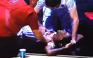 On Kevin Ware's Protruding Shinbone