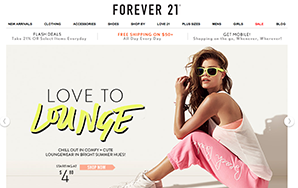 Discussion: What Would You Call A Forever 21 For Men?