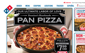 Dominos Pizza, Please Stop EmailingMe