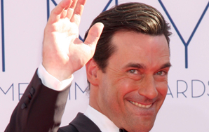 Jon Hamm Needs To Stop Dressing Like a Total Slut