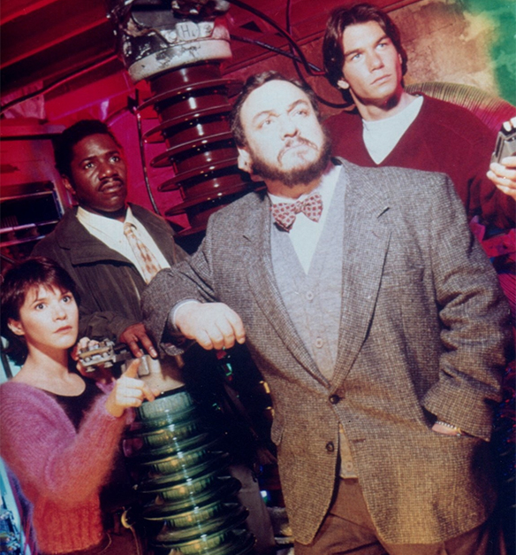 Sliders - The First and Second Seasons