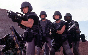 The Arthropod Trip (My Time As An Extra In StarshipTroopers)