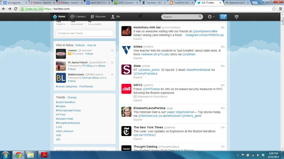 What Twitter Looks Like In A Tragedy
