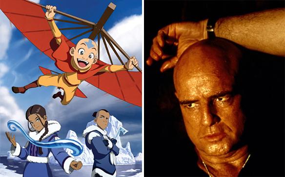 Avatar: The Last Airbender / Apocalypse Now