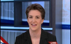 I Am A Man, And Rachel Maddow Is My Crush