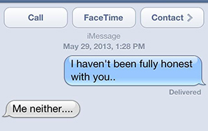 Twitter-Wide Texting Experiment Destroys Relationships, Also Is V.Funny