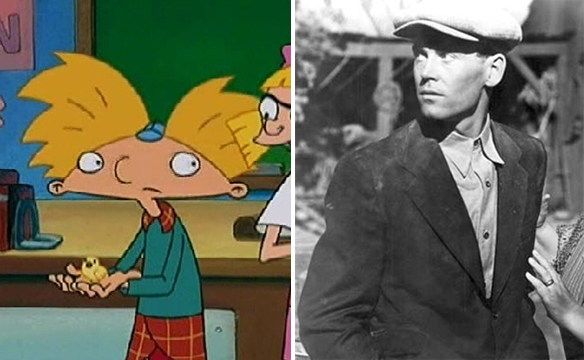 Hey Arnold! / The Grapes Of Wrath