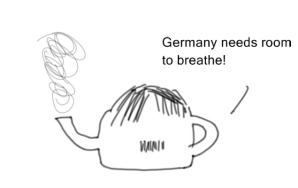 Today In Useless News:  Now There's A Teapot That Looks Like Hitler!