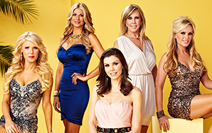 "If 'Real Housewives Of Orange County' Was Scripted: ""The Party is Over!"""
