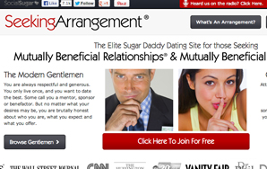 SeekingArrangement.com: A Sugar Baby's Reality