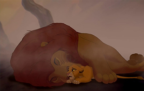 Here's A Video Of A Dog Crying During 'The Lion King' Scene That Traumatized Every 90s Kid