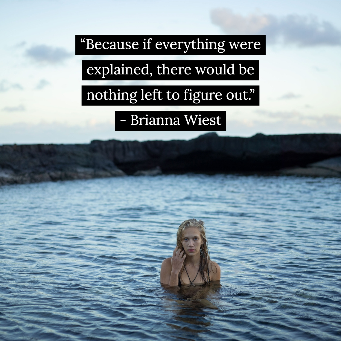 Quote from Brianna Wiest