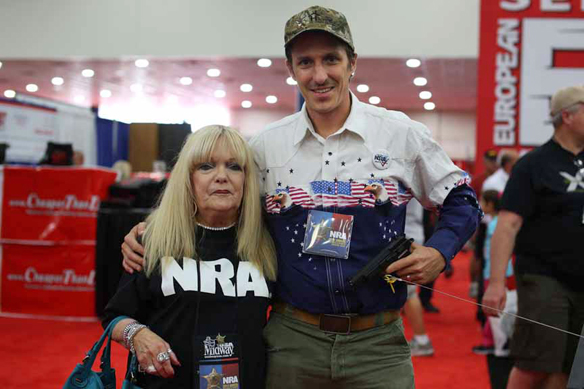 10 Photos From NRA Convention