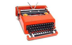 This Is A Story Written On A Typewriter