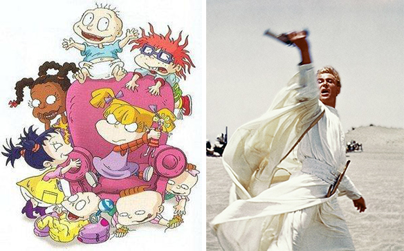Rugrats / Lawrence of Arabia