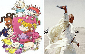 4 Nickelodeon Cartoons That Overtly Reference ClassicMovies