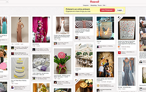 My Pinterest Was Hijacked By A Bridezilla