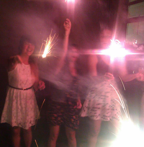 sparklers 584