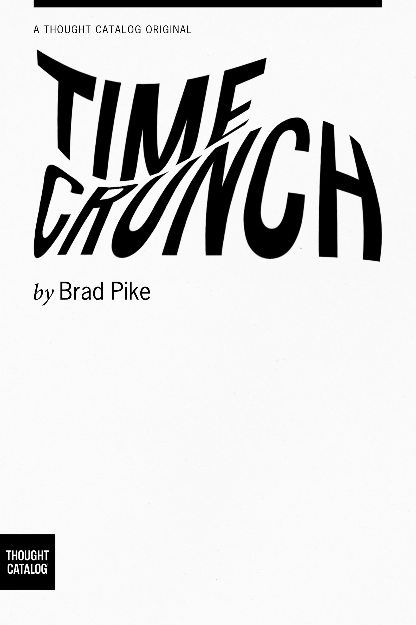 """You can buy Brad's eBook """"Time Crunch"""" here."""