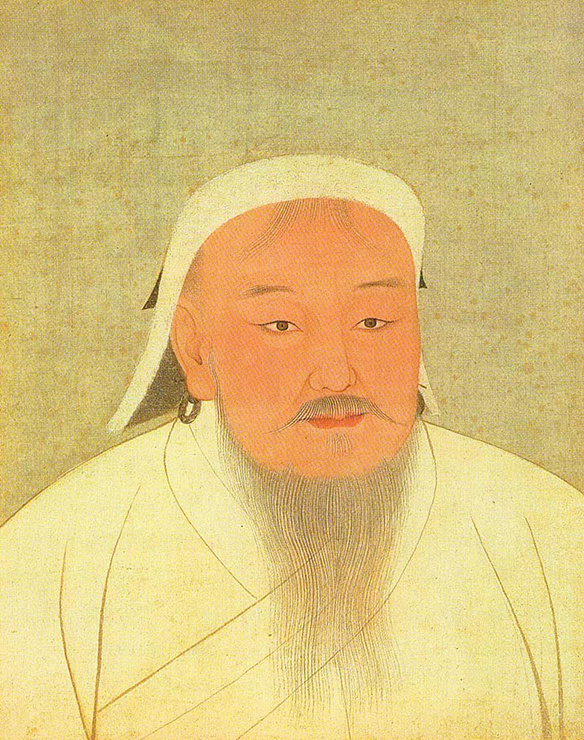 9 Lessons On Power And Leadership From Genghis Khan