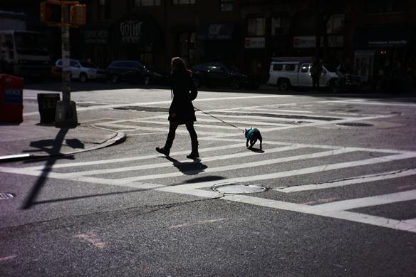 Brooklyn, Greenwich Village