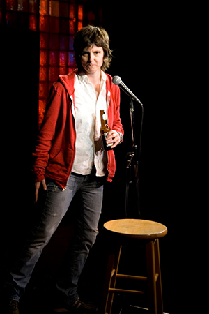 Tig Notaro by Miss Wright
