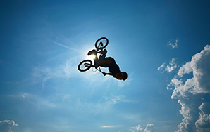 This Guy's BMX Tricks Are Awesome