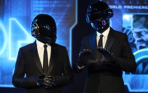 Watch Some Hot Guys Strip To Their Boxers And Dance To Daft Punk