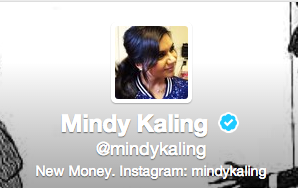 30 Hilarious Mindy Kaling Tweets That Will Make Your Day