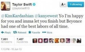 This Fake Taylor Swift Tweet Is One Of The Greatest Fake Tweets Of AllTime