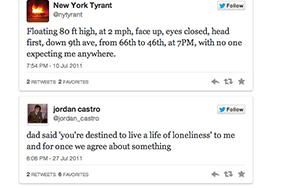 35 Tweets I've Favorited