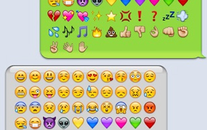 What Ur Emojis Say AboutU