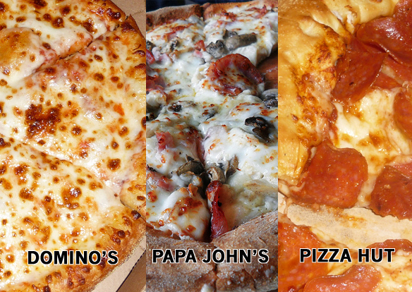 Brent Schmidt, The Pizza Review, Jill Maria Medina